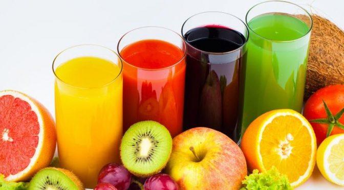 ออกกำลังกาย-ดื่มน้ำผลไม้ทำให้ลุคคุณดูดีแน่