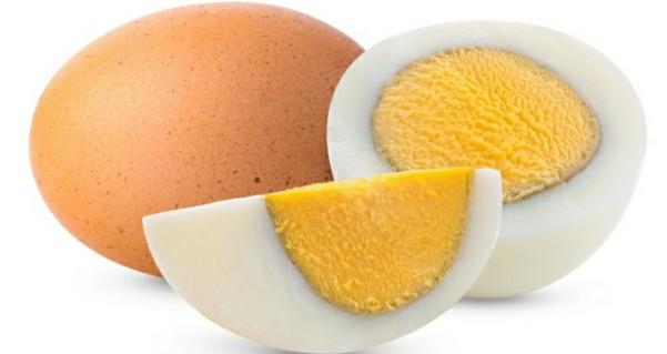 ไข่ขาวและไข่แดงช่วยให้เกิดสารอาหารครบถ้วน
